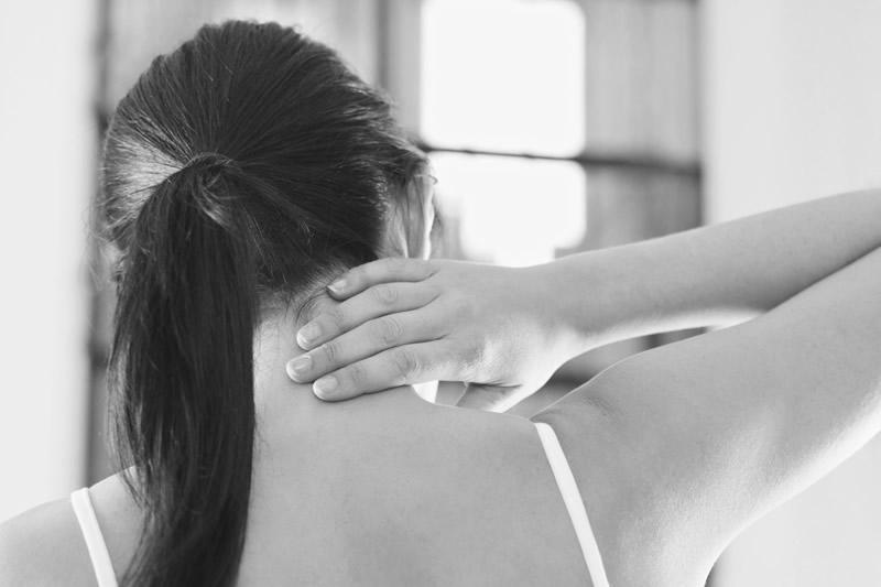 Pilates para el dolor cervical o cervicalgia