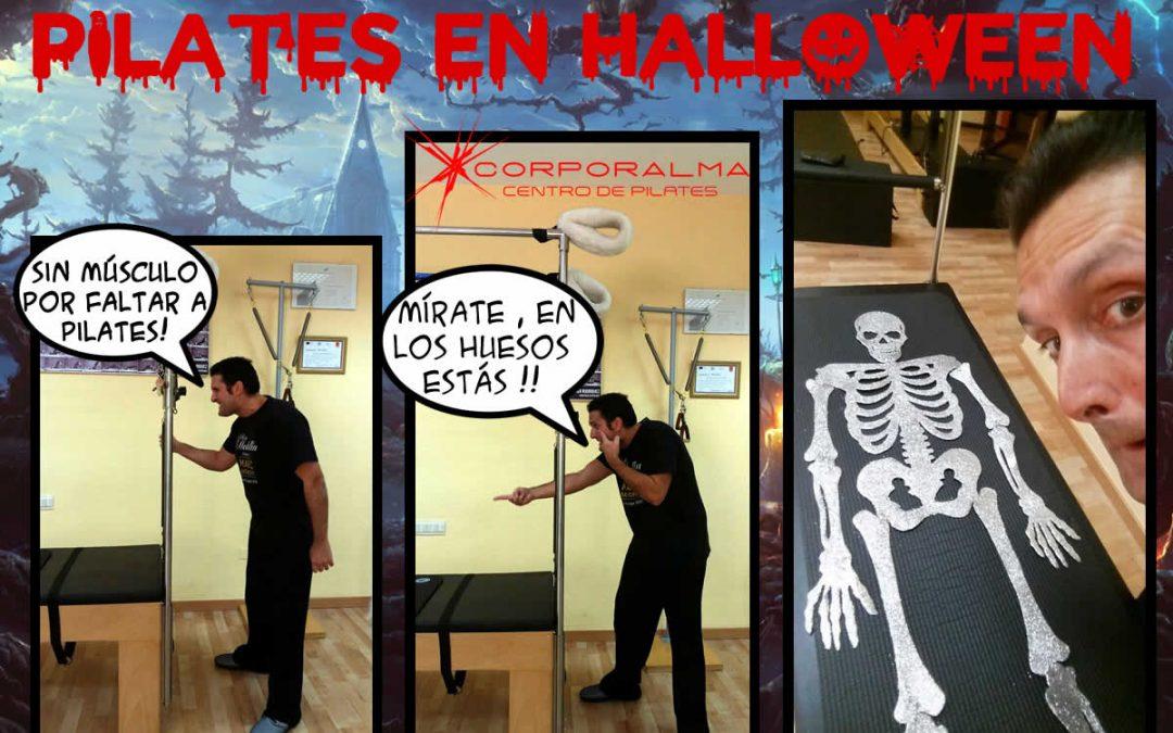 Pilates en Halloween
