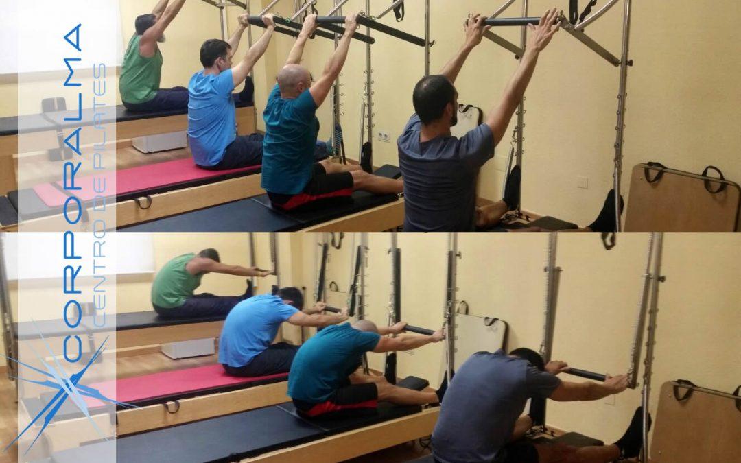 Pilates también for machos