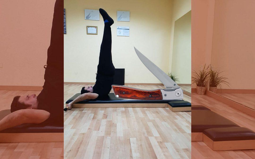Navaja en Pilates