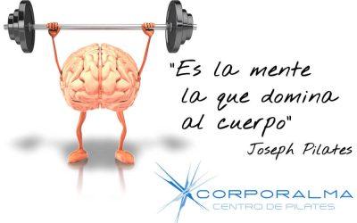 La mente domina al cuerpo