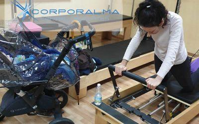 Conciliación vida familiar Pilates